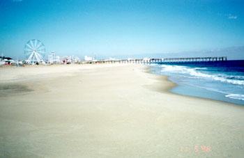 Ocean City Beach Site Noaa Gov